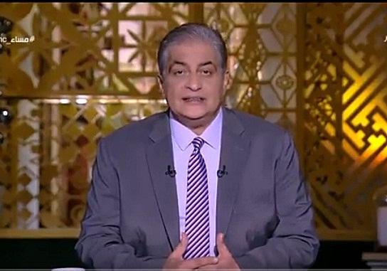 برنامج مساء dmc حلقة الجمعة 1-12-2017 مع اسامه كمال و رئيس مصلحة الجمالرك