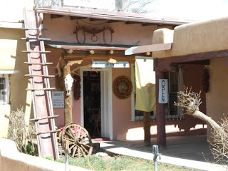 charles bent house in taos new mexico