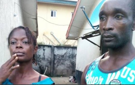 Young Couple Sell 1 Week Old Baby For N200,000 to Rent an Apartment in The City