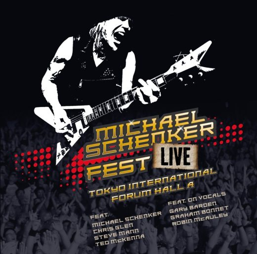 MICHAEL SCHENKER - Fest; Live Tokyo International Forum Hall A (2017) full