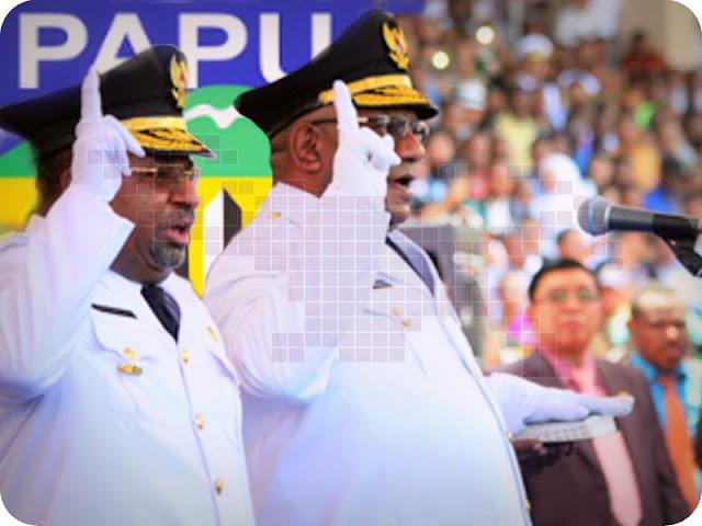 4 Tahun Kepemimpinan Lukas Enembe dan Klemen Tinal