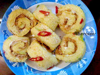 Bolu Gulung Durian