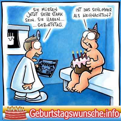 Geburtstagswünsche für Ärzte