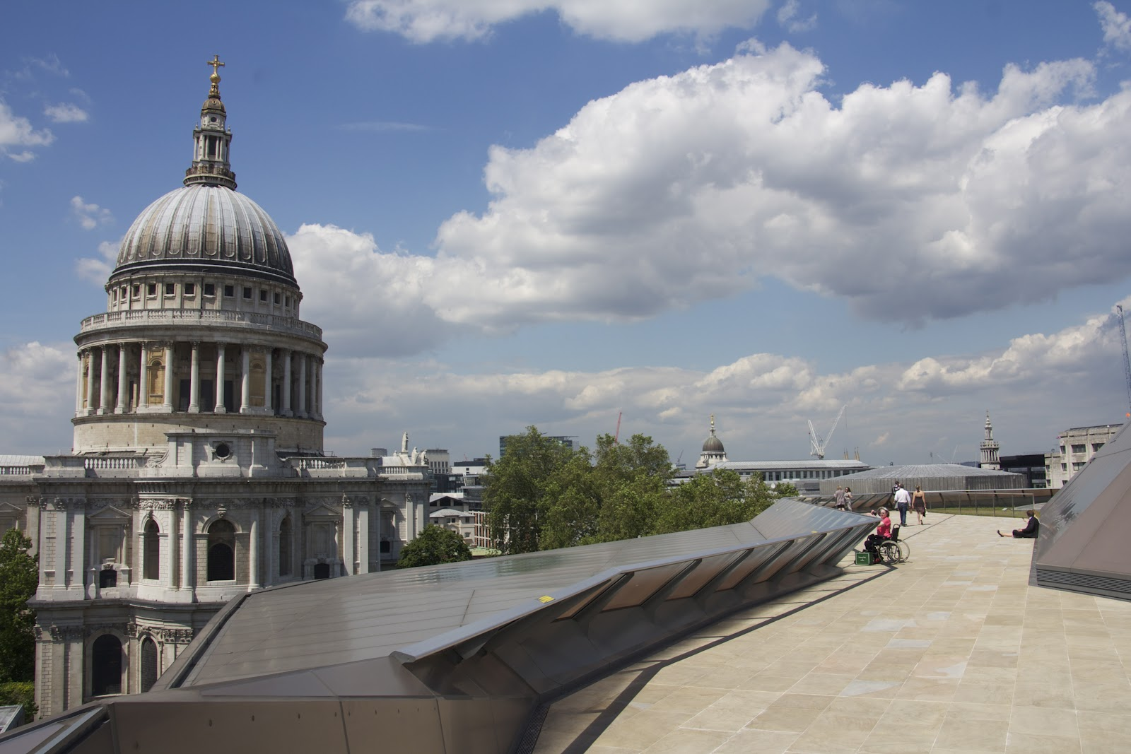 My 'Richard Curtis' London: the best view in town? One New ...