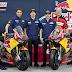 Se presentó el Red Bull Honda World Superbike