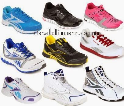 Reebok Acciomax II White Running Shoes