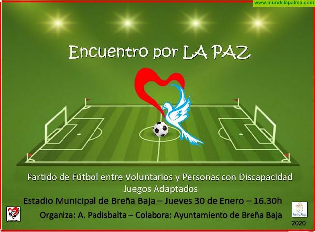 PADISBALTA: Encuentro por La Paz