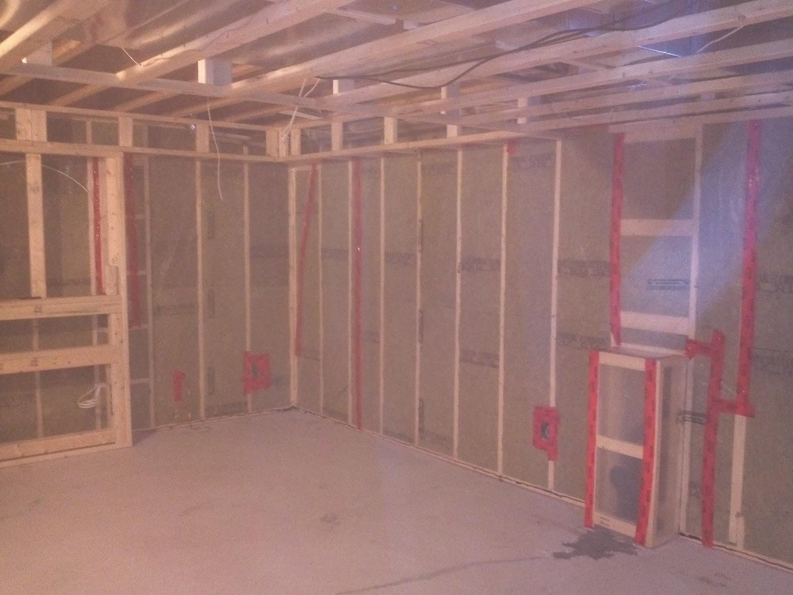 Dhiraj D Souza Basement Build Oakville Update
