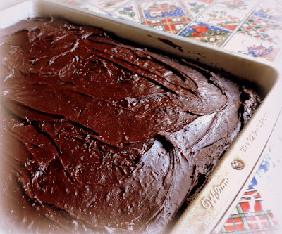 Dark & Delicious Chocolate Cake