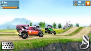 Game Monster Trucks Racing Apk