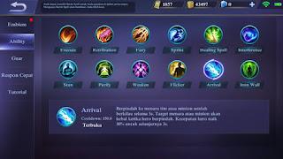 5 Battle Spell Yang Jarang Digunakan oleh Player Mobile Legends