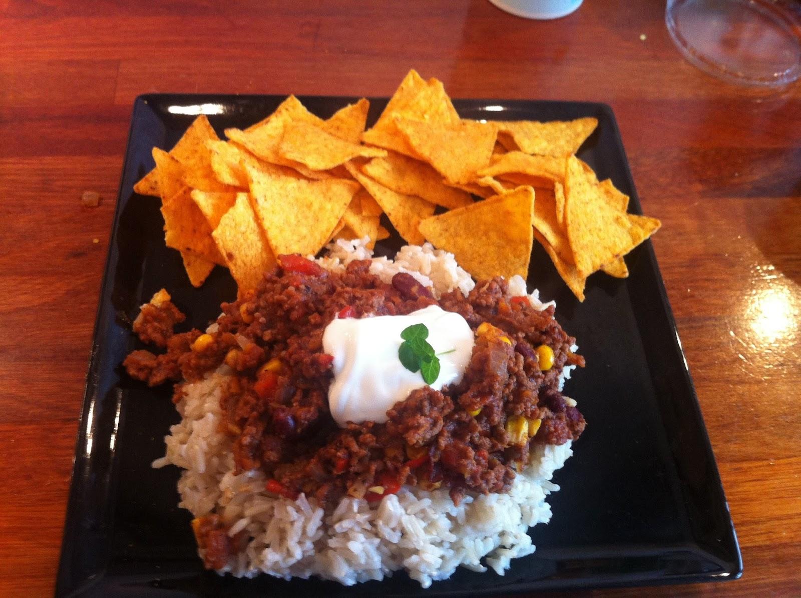 chili sin carne jamie oliver