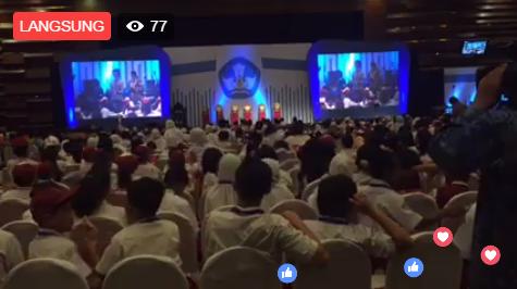 Siaran langsung Pembukaan Rembuk Nasional Pendidikan dan Kebudayaan 2017