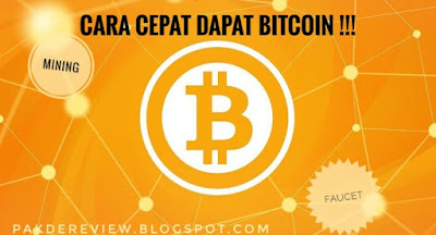 bitcoin dengan cepat