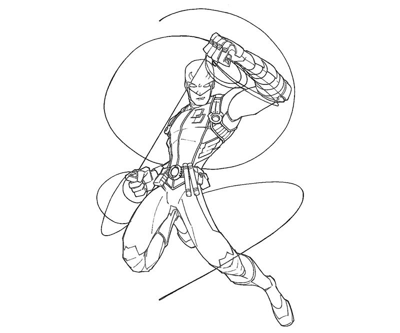 daredevil coloring pages - photo#3