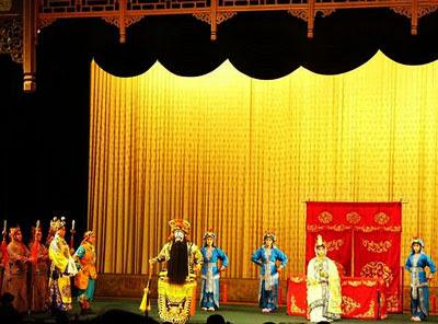 Teater Tradisional  Drama China Opera Peking