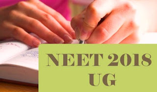 NEET UG 2018 : Notification, Eligibility, Fee, Exam date, Online Application form, Registration, Pattern