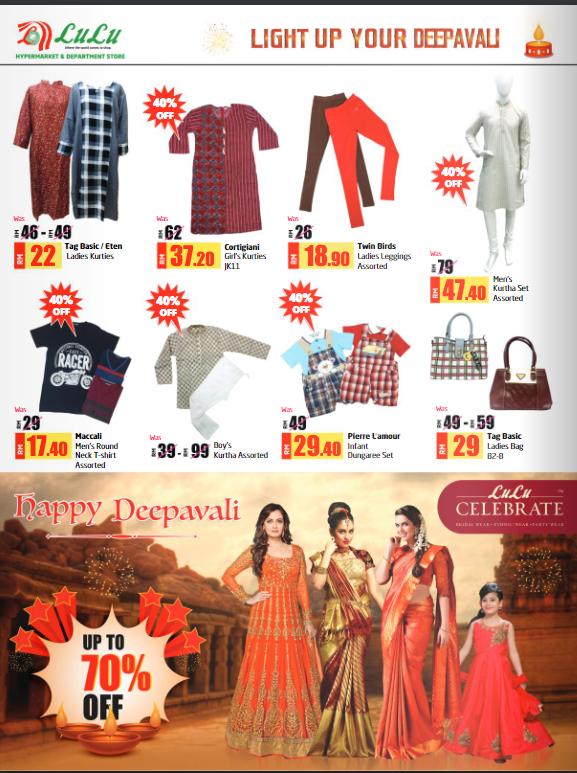 Deepavali Deals