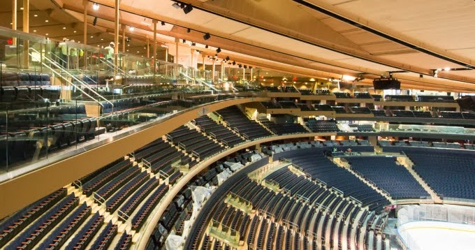 Madison Square Garden: The Other Paper: First Look At Madison Square Garden's