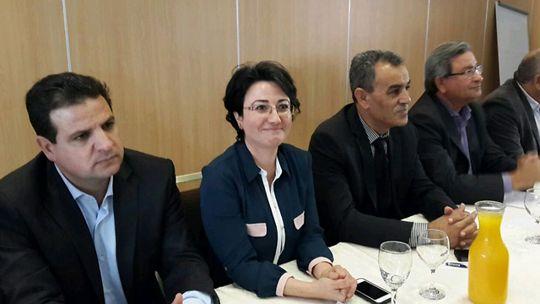 Partidos árabes de Israel apoyan al grupo terrorista Hezbollah
