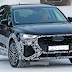 2020 Audi RS Q3 Spotted With Wide Body At The Nurburgring.