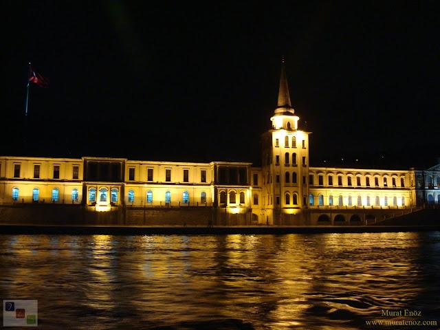 Kuleli Askeri Lisesi, Bosphorus, İstanbul