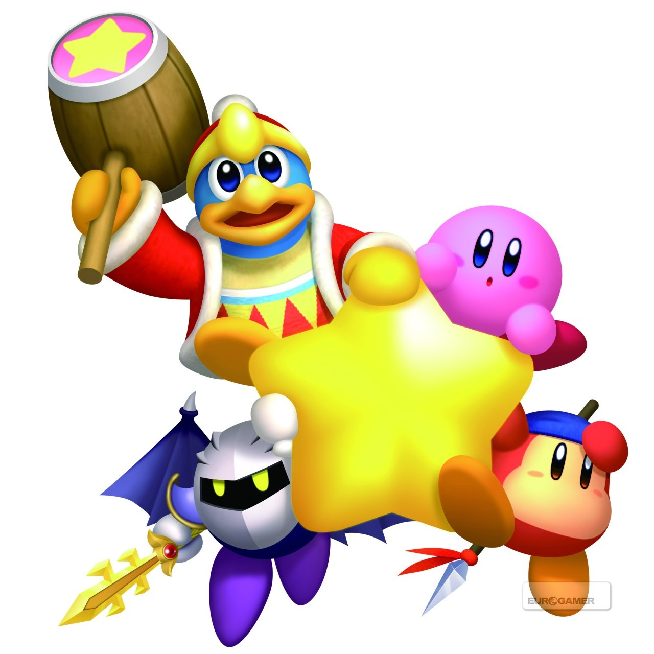 The Nibelheim Post: Kirby's Return to Dream Land impressions