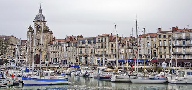 La Rochelle Atlantic Franta