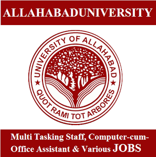 Allahabad University, UoA, freejobalert, Sarkari Naukri, Allahabad University Answer Key, Answer Key, allahabad university logo