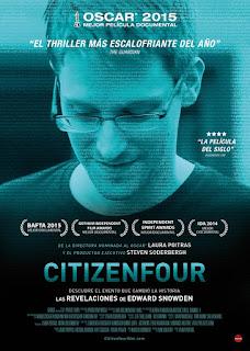 Citizenfour (2014) แฉกระฉ่อนโลก [Sub Thai]