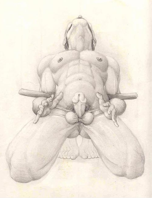 Genital Bondage 18