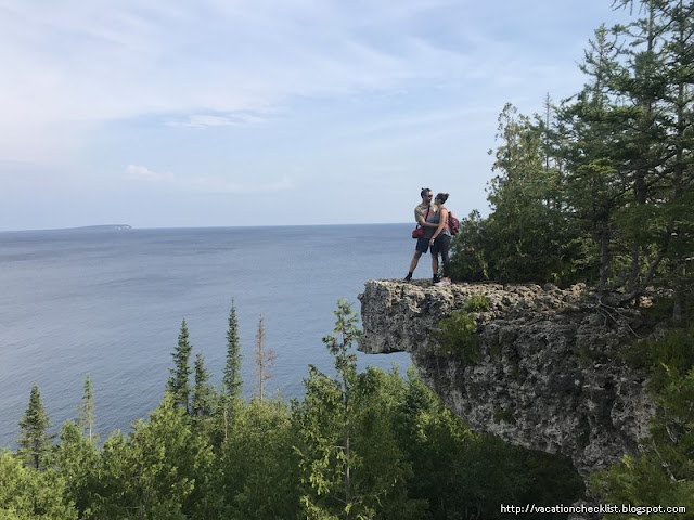 What to do in Tobermory Canada