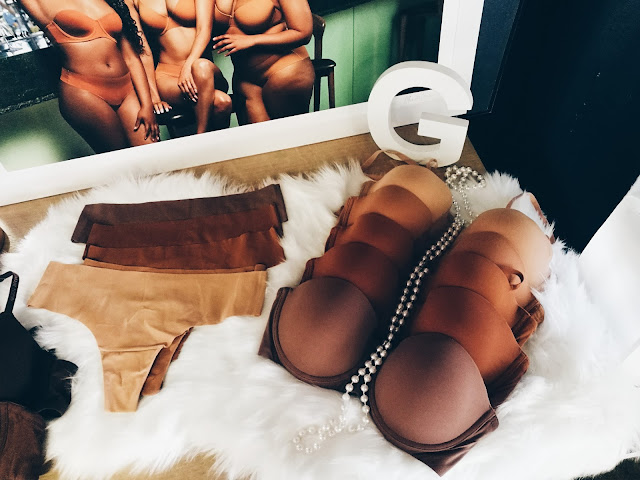 gugu intimates, nude underwear for dark skin, south african lifestyle,
