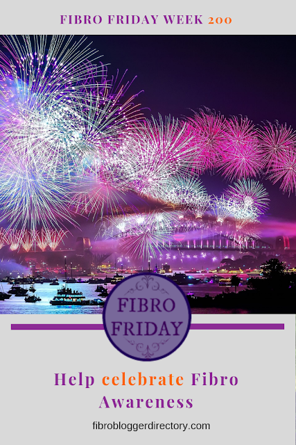 Help us Celebrate 200 weeks of Fibromyalgia Awareness