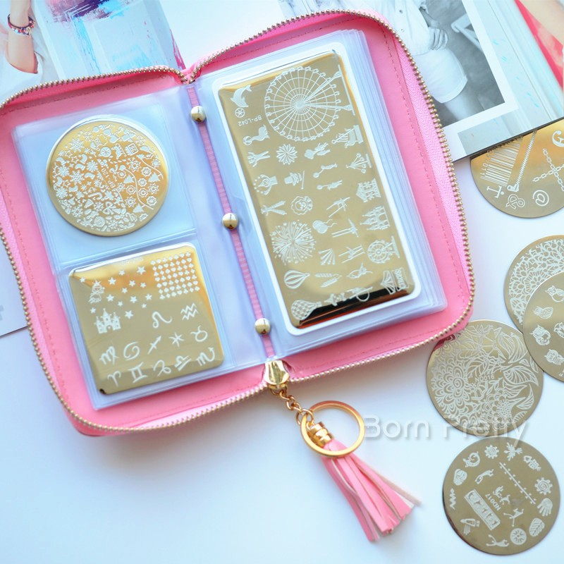 Case para placas Born Pretty Store - Resenha