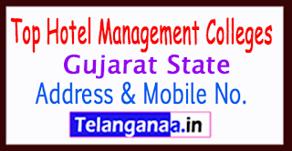 Top Hotel Management Colleges in Gujarat