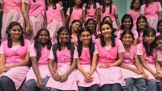 "Actress Priya Anand as School Girl in ""Muthuramalingam"""