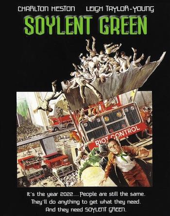 soylent earth-friendly disregard closing essay