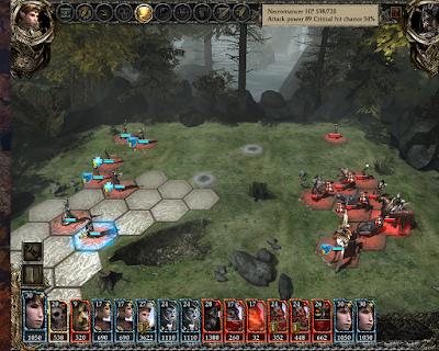 Disciples 3 Game Screenshots 2009