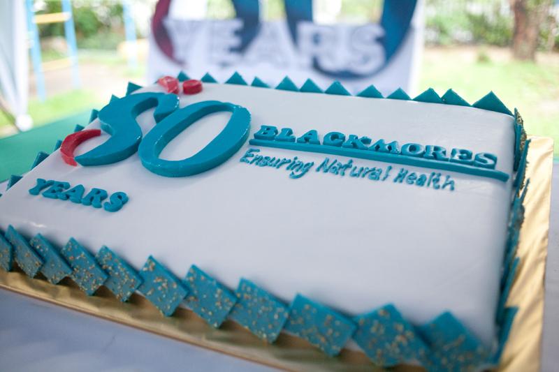 Plus Size Kitten Blackmores 80th Anniversary Celebration