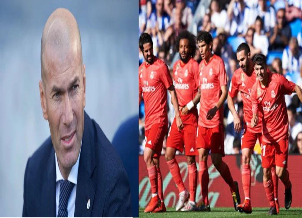 ريال مدريد ومغادرة 14 لاعب قبل الميركاتو الصيفى