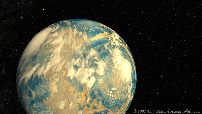 f earth 581 comparedgliese - photo #25