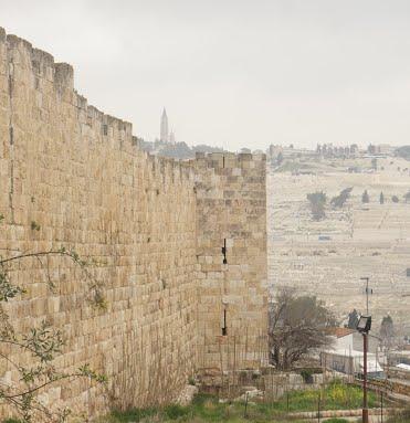 החומות בעיר ירושלים