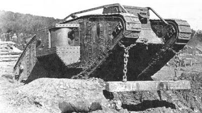 Самый лучший танк в мире в годы первой мтровой