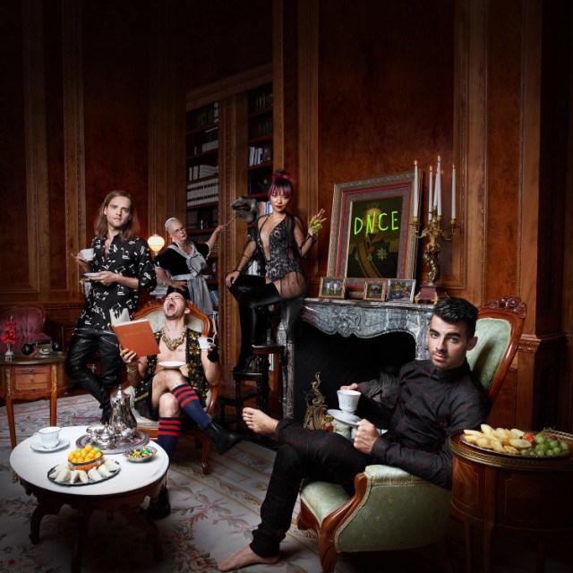 DNCE publica tracklist de su álbum debut y cuenta con una colaboración especial