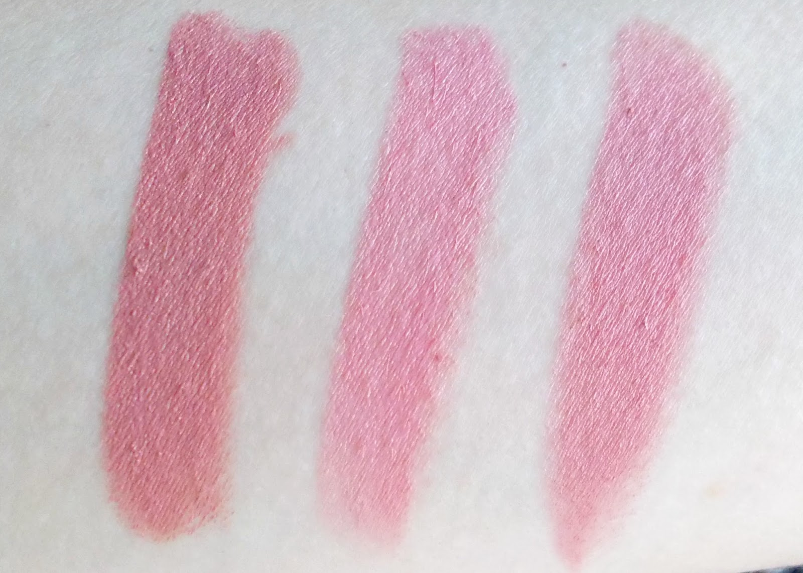 nars audacious anita charlotte tilbury liv it up mac brave swatch