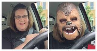 candace payne chewbacca mask