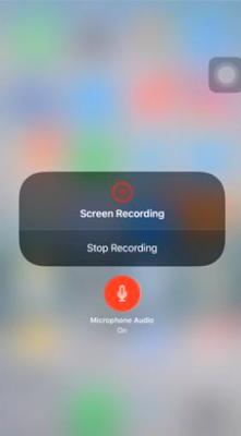 برنامج تصوير الشاشة فيديو للايفون بدون جلبريك