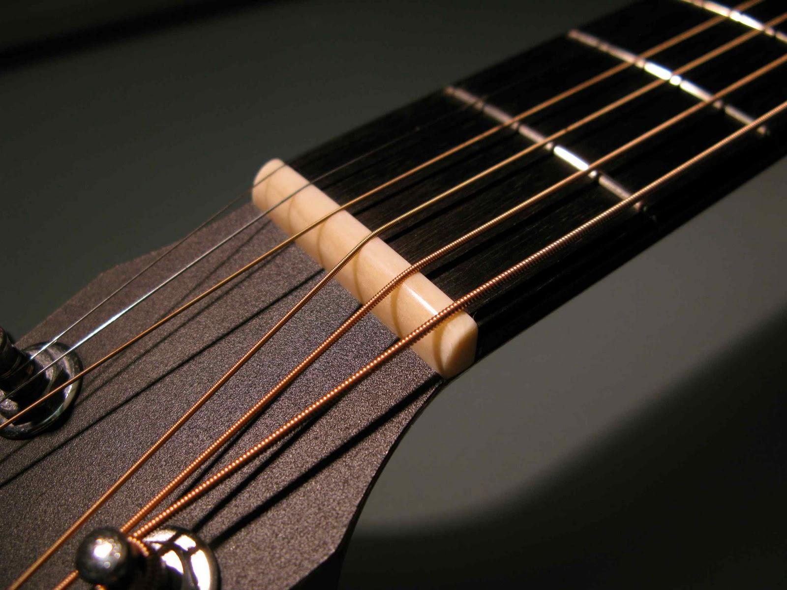 guitaring passionately bite size tips 002 string height nut. Black Bedroom Furniture Sets. Home Design Ideas