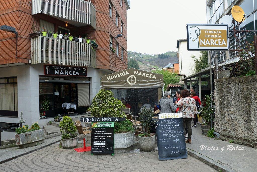 Sidrería Narcea, Cangas del Narcea